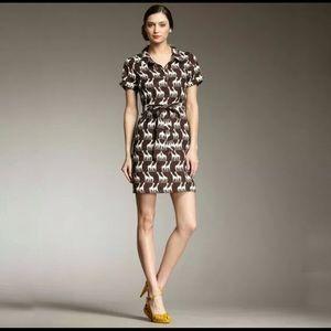 Kate Spade Giraffe print dress